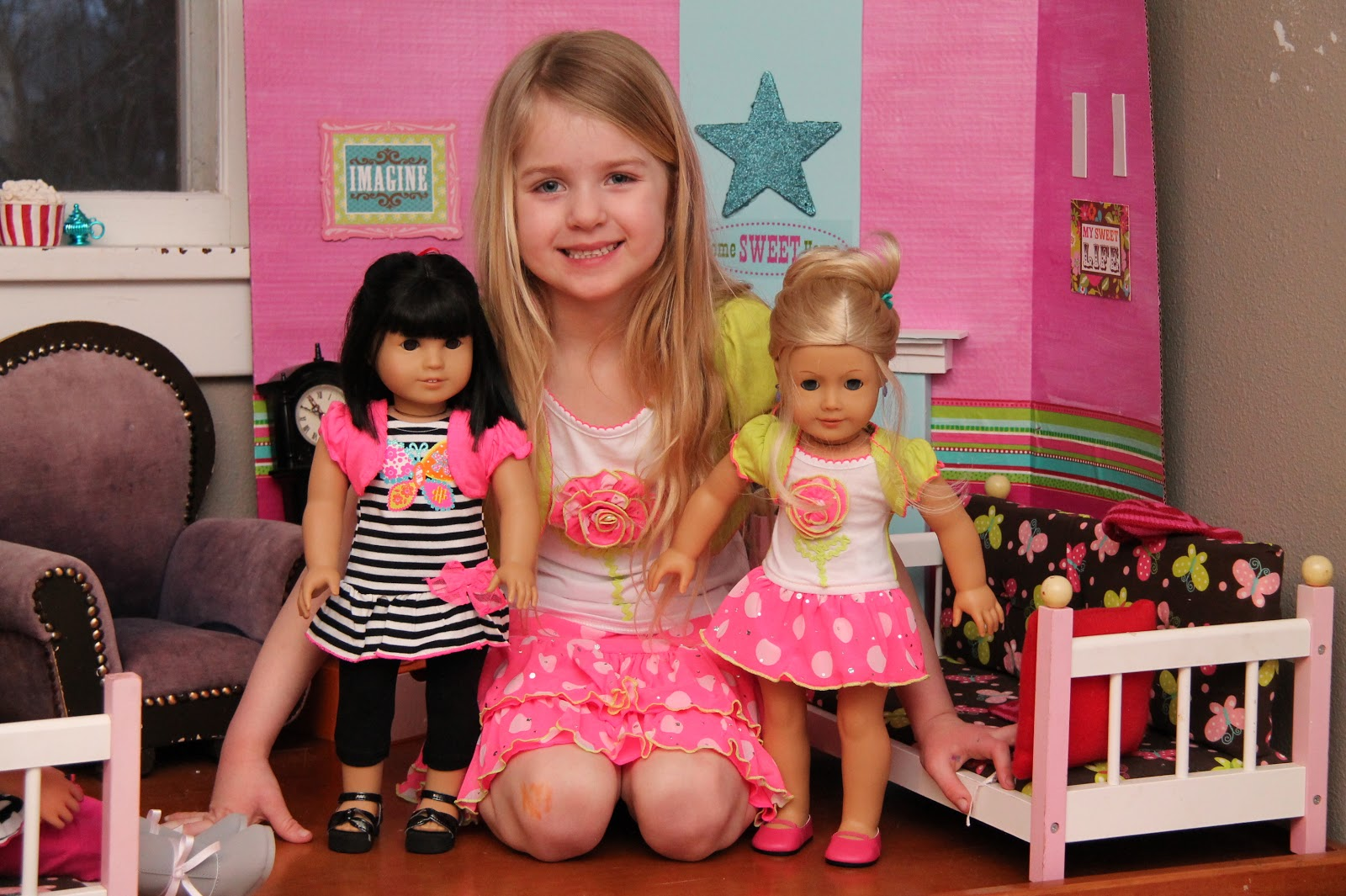 American Girl Doll Play Product Review Dollie And Me