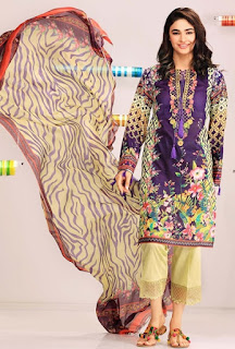 SNM Summer Vol-2 Eid Dress Collection 2016-17