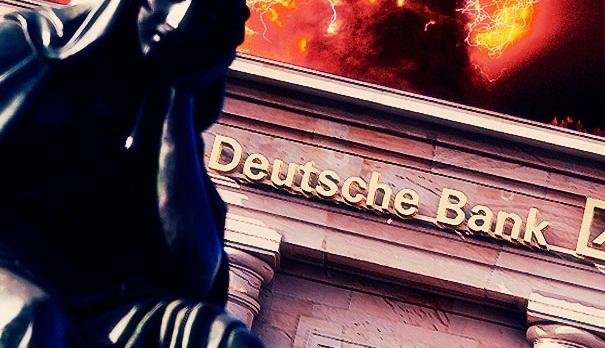 Ο «Αρμαγεδδώνας» λέγεται… Deutsche Bank;