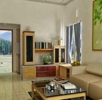 interior minimalis sederhana