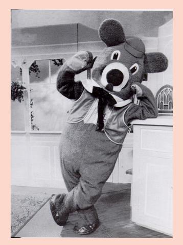 Dancing bear captain kangaroo - 1 1