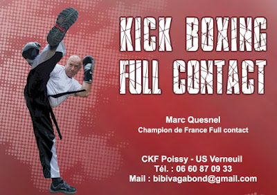 Kick Boxing / Full Contact au CKF 78