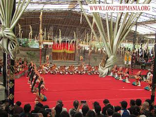 Taman Werdhi Budaya (Art Center) Denpasar Bali