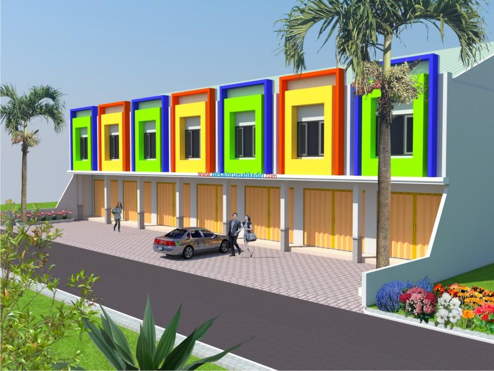 Desain Rumah Ruko Minimalis 1 Lantai ruko 02 ruko 2 lantai minimalis bpk george kalimantan