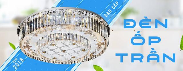 Bật mí địa chỉ bán đèn trang trí nội thất giá rẻ số 1 Hà Nội