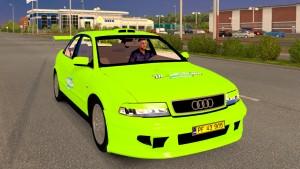 ETS2 Audi A4 Beta 0.5