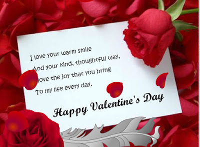 Valentines Day Cards Messages for Wife 2017