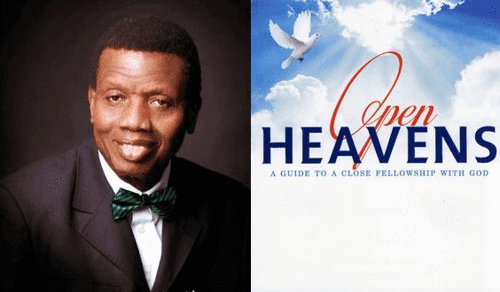 Open Heaven 26 June 2019 – The Danger of Fruitlessness