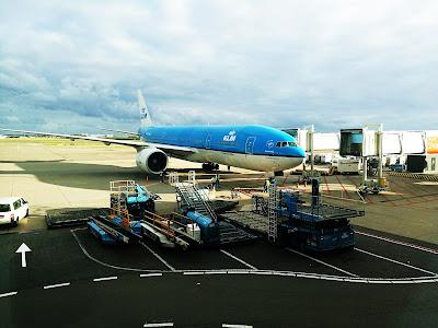 KLM Airline, syarikat penerbangan dari Netherlands