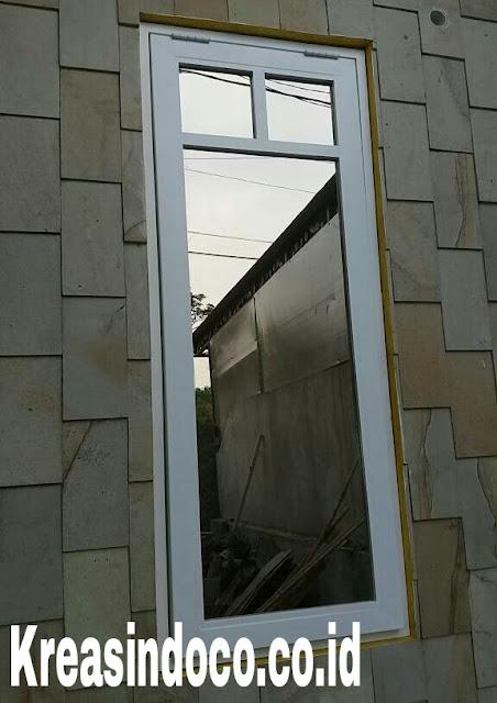 Kusen Besi Daun Pintu Besi Dan Jendela Besi Panel Finishing Powder Coating Pemasangan GDC