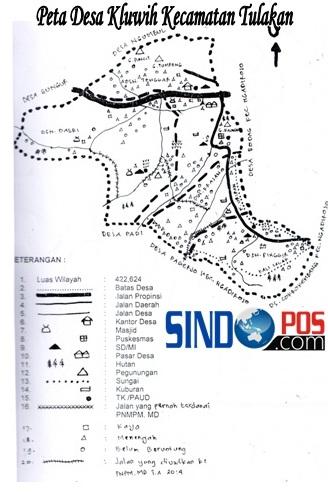 Profil Desa & Kelurahan, Desa Kluwih Kecamatan Tulakan Kabupaten Pacitan