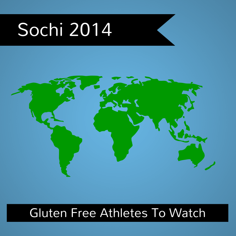 Celiac Baby!: Some Gluten Free Athletes to Watch in the