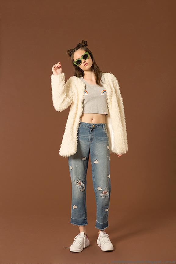 Muaa pantalones, blusas, buzos, vestidos, abrigos de moda otoño invierno 2016.