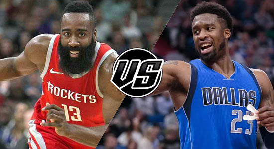 Live Streaming List: Houston Rockets vs Dallas Mavericks 2018-2019 NBA Season
