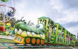 Predator Fun Park Dan Harga Tiket Masuk
