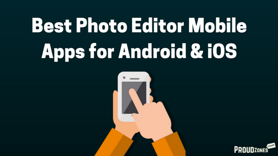 free photo editor tool