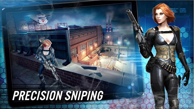 Info Game, Game Name : Contract Killer Sniper, Last Updated On : Juli 2016, Version:5.1.1, Developer Firm : Glu, Update Link : Google Play, Requires Android : 3.0+,