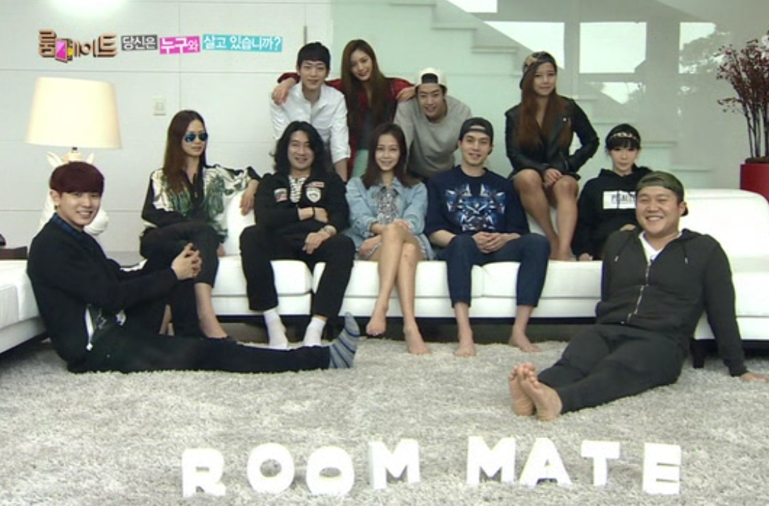 Roommate, The Introduction--Episode 1 part 1