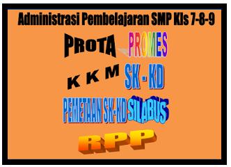 """""""Update Administrasi SMP Kelas 8 PJOK Semester 1 dan 2 (teacheradministration)"""