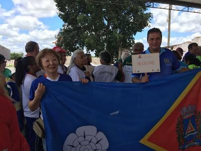 Registro-SP conquista 3 medalhas nos Jogos Regionais do Idoso