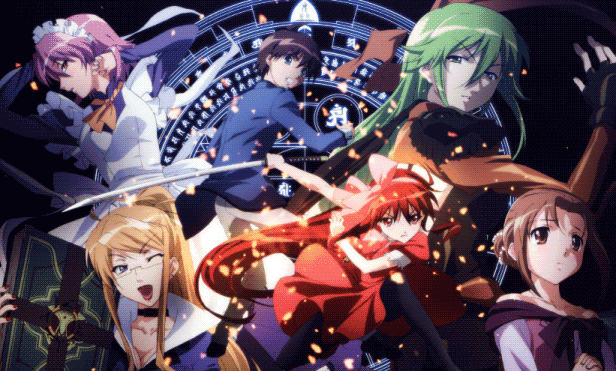 Shakugan no Shana - Daftar Anime Buatan Studio J.C.Staff Terbaik