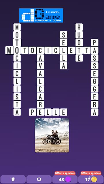 Soluzioni One Clue Crossword livello 9 schemi 6 (Cruciverba illustrato)  | Parole e foto