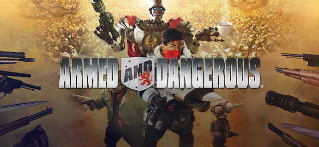 Armed and Dangerous v2.0.0.3-GOG