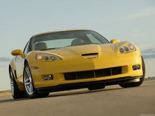 سيارات شيفرولية - Chevrolet » 2006 Corvette Z06