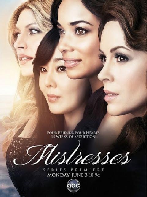 critique série Mistresses