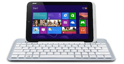 Acer Iconia W3 desktop mode