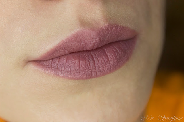 Eveline MaxIntense Colour Lip Liner 18 Light Plum swatches