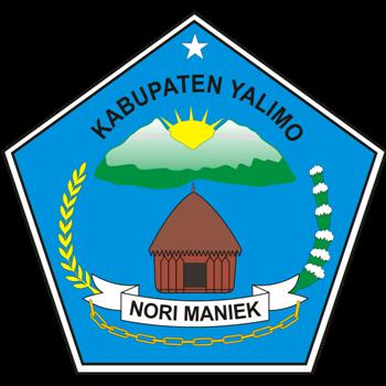 Logo Kabupaten Yalimo PNG