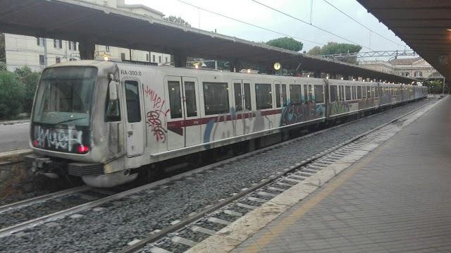 Sul nuovo rallentamento della Roma-Lido