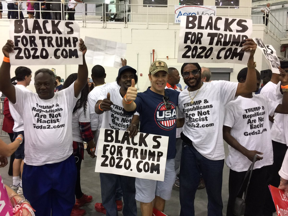"Twilight Language: The Cult Behind ""Blacks For Trump 2020"""