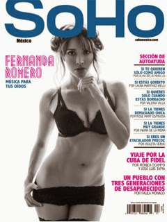 Revista SoHo Mexico-Febrero 2015 PDF Digital