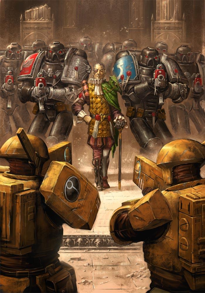 Tau empire codex