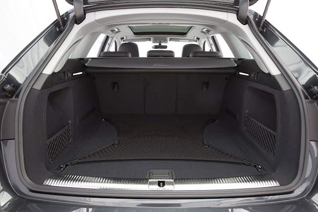 Audi A4 Avant 2017 - Porta-malas