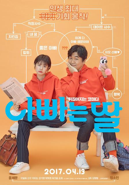 Film Korea : Daddy You Daughter Me (2017)