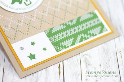 #stampinupfröhlicheanhänger #matchthesketch #stempelbiene #weihnachtskarte #stampinupweihnachtsworkshop