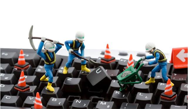 kursus privat laptop, tempat kursus reparasi laptop, kursus service laptop online