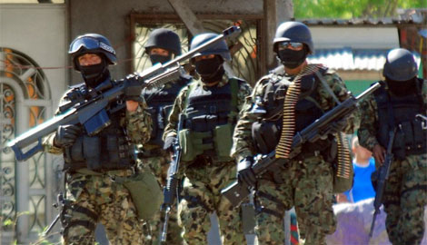 Borderland Beat: Marines recover Gulf cartel seized ranch