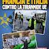 Castellino (Forza Nuova) contro la tirannide dell'Unione Europea i gilet gialli scendono in  piazza a Roma