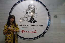Sarinah Jakarta Hadirkan The Atjeh Connection: Tempat Ngopi Masa Kini yang Sediakan Coworking Space