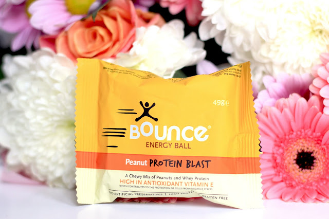 Peanut Bounce Energy Ball Review