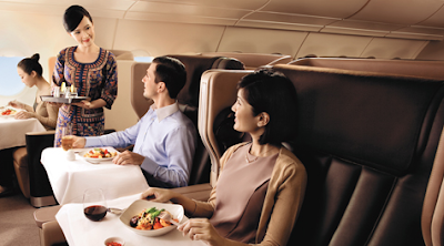 Syarat dan Cara Memohon / Melamar Pekerjaan di Singapore Airlines