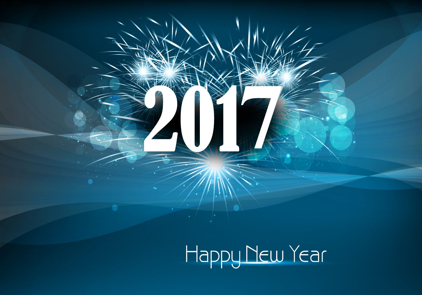 Happy New Year 2017 HD Wallpapers Free Download