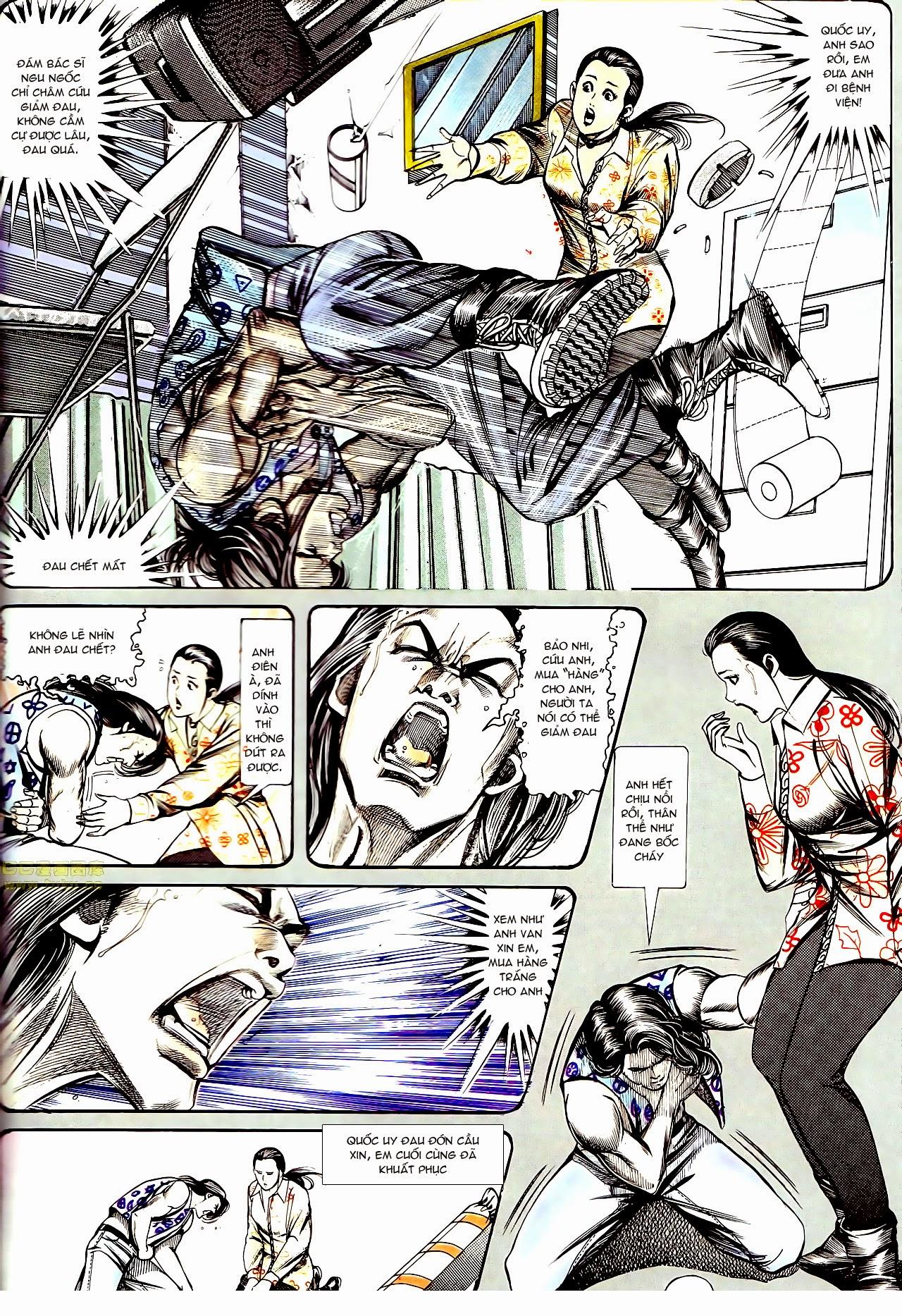 Người Trong Giang Hồ chapter 134: tấn công bảo nhi trang 27