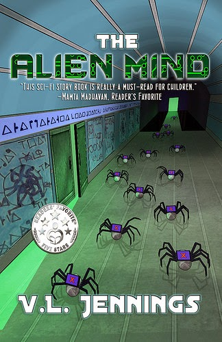The Alien Mind by V.L. Jennings