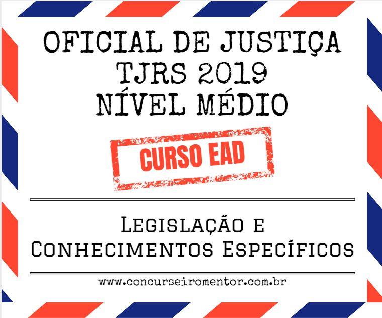 Concurso para Oficial de Justiça