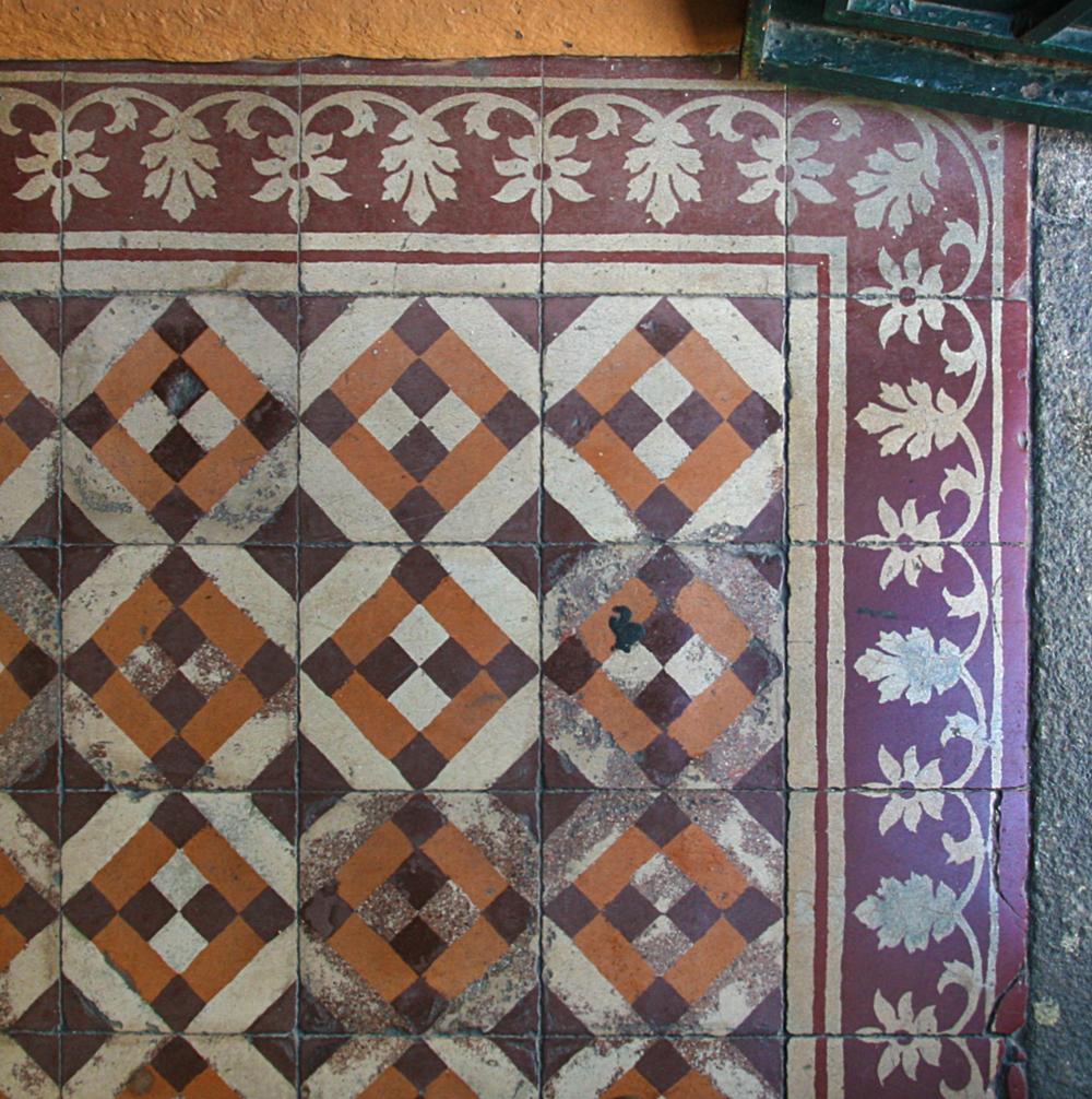 Encaustic Tiles Old Portuguese Stuff